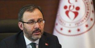 Gençlik ve Spor Bakanlığı, 19 Mayıs coşkusunu evlere getiriyor
