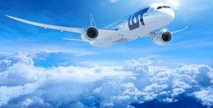 LOT 1 Haziran'da yurt içi uçuşlarına yeniden başlıyor