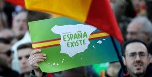 İspanya'da hükümetin Kovid-19 kararlarına karşı protestolar 10. gününde