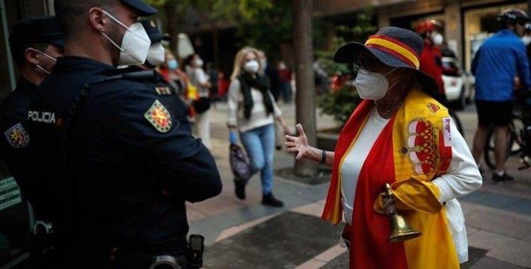 İspanya'da Kovid-19 nedeniyle hayatını kaybedenlerin sayısı 27 bin 778'e çıktı