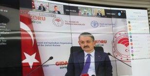 Türkiye, Gıda Kayıp ve İsrafı ile Mücadelede dünyaya örnek olacak