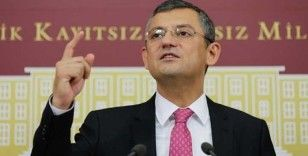 CHP Grup Başkan Vekili Özel: 'Meclis'in açık olması bu ülkenin kader birlikteliği anlamına gelir'