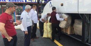 15 Temmuz Demokrasi Otogarı'nda çay hasadı yoğunluğu