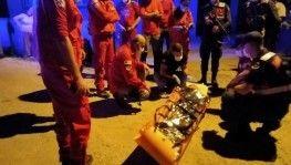 Kaybolan yaşlı adam 20 saat sonra çalılık alanda bulundu