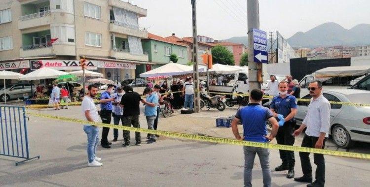 Soma'da silahlı kavga: 3 yaralı