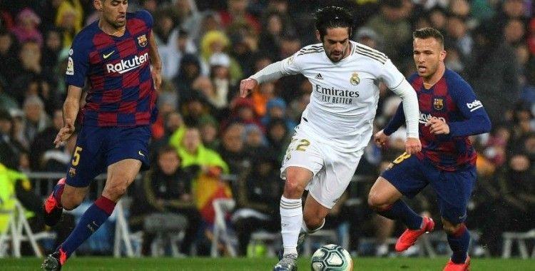 İspanya La Liga 12 Haziran'da başlıyor