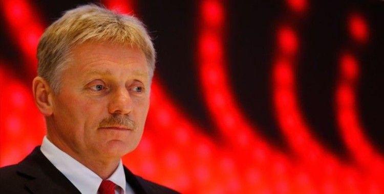 Kremlin Sözcüsü Peskov'un eşi koronavirüsü yendi