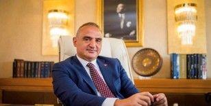 Bakan Ersoy'dan turizm sektörü için önemli açıklamalar
