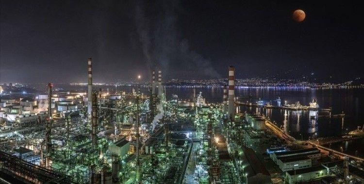 Tüpraş'tan yılın ilk çeyreğinde 6,2 milyon ton ürün satışı