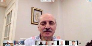Memur-Sen 'Pandemi Sonrası Yeni Ekonomik Dinamikler ve Türkiye'yi ele aldı