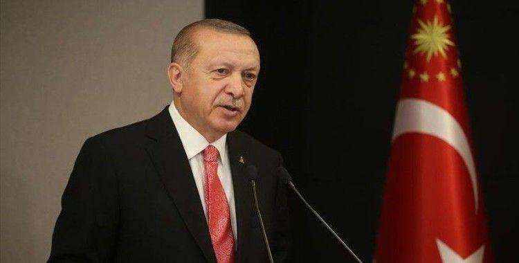 Cumhurbaşkanı Erdoğan 'Dünya Biyolojik Çeşitlilik Günü'nü tebrik etti