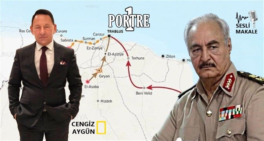 Libya'da Hafter'in şalteri indiriliyor mu..?