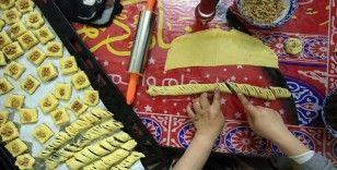 Irak'ta bayramın vazgeçilmez tadı 'kileçe' geleneği sürüyor