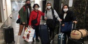 Survivor ekibi Maltepe'deki karantina yurdundan ayrıldı