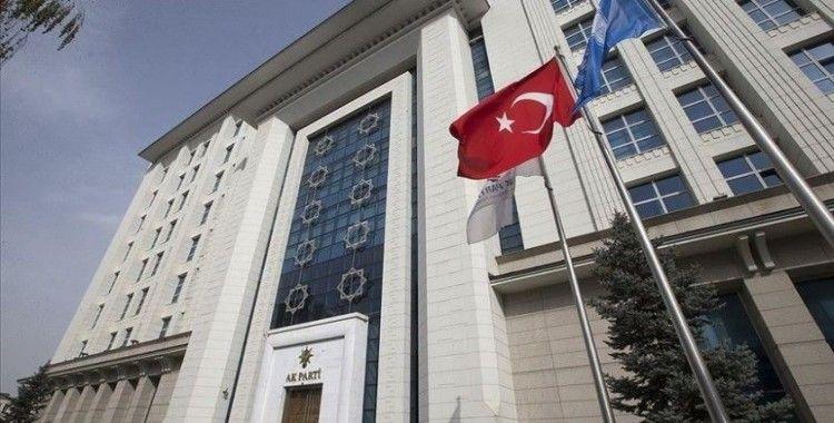 AK Parti'de partiler arası video konferans ile bayramlaşma pazartesi günü yapılacak