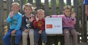 Türkiye'den Ukrayna'ya ramazan ve Kovid-19 yardımı