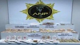 Adana'da uyuşturucu operasyonuna 2 tutuklama