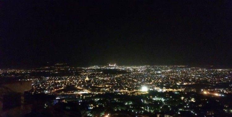 Kısıtlamanın başlamasıyla Bursa sokakları sessizleşti