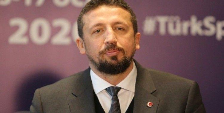 TBF Başkanı Türkoğlu, Ramazan Bayramı'nı kutladı
