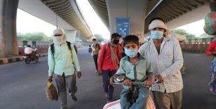 Hindistan'da Kovid-19 vaka sayısı 125 bini geçti