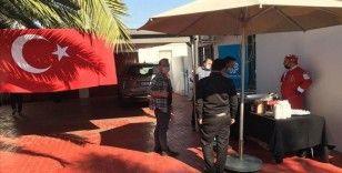 Güney Afrika Cumhuriyeti ve Mozambik'teki Türk vatandaşları yurda dönüyor