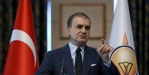 AK Parti Sözcüsü Çelik'ten CHP sözcülerine tepki