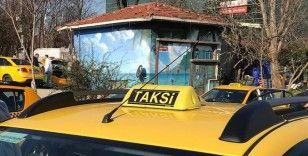 Taksicilerden temassız ödemeye destek