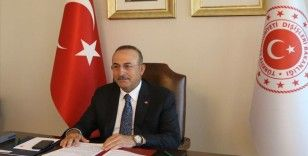 Dışişleri Bakanı Çavuşoğlu: Almanya, Fransa ve İngiltere ile 4'lü toplantı yaptık