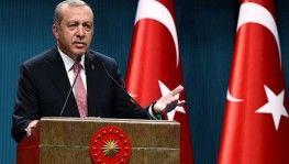 Cumhurbaşkanı Erdoğan'dan Ramazan Bayramı mesajı