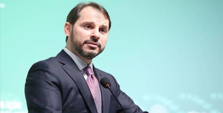 Albayrak: 'İhracatın içindeki ithalat payı araştırmasında Türkiye yüzde 16,5 ile en iyi 20'de'