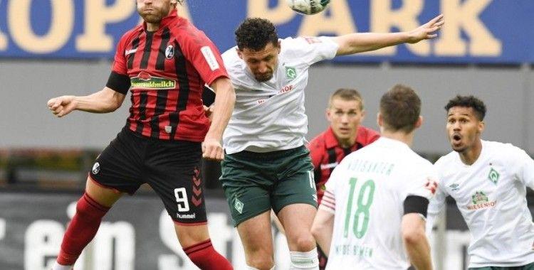 Freiburg: 0 - W.Bremen: 1