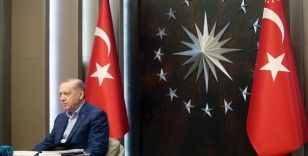 """Cumhurbaşkanı Erdoğan, """"Yeni bir gönül seferberliği başlatıyoruz"""""""