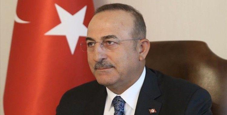 Bakanı Çavuşoğlu: Türkiye-Afrika ortaklığının salgın sonrası yeni düzende örnek gösterileceğine inanıyorum