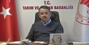 Bakan Pakdemirli, video konferans aracılığıyla Ak Parti İzmir İl Teşkilatı ile bayramlaştı