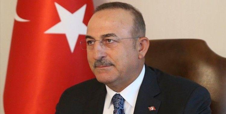 Dışişleri Bakanı Çavuşoğlu'ndan bayram tebriği diplomasisi
