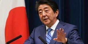 Japonya Başbakanı Abe'den, 'dengeli geçiş süreci' açıklaması