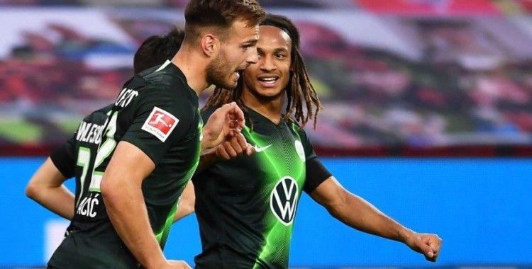 Wolfsburg, Leverkusen'i farklı geçti