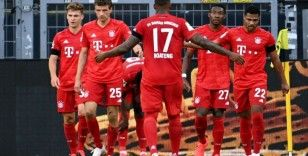 Bayern zirvede arayı açtı