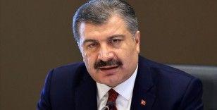 Bakan Koca koronavirüs dolayısıyla hayatını kaybeden Dr. Sinan Kakı'yı andı