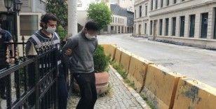 Bayram günü yaşlı adamı gasp eden zanlılar tutuklandı