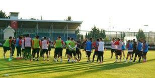 Gaziantep FK tam gaz çalışıyor