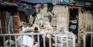 Arjantin'de 3 bin kişilik gecekondu mahallesi karantinaya alındı