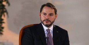 Hazine ve Maliye Bakanı Albayrak: Pozitif bir büyüme ile bu yılı kapatacağız