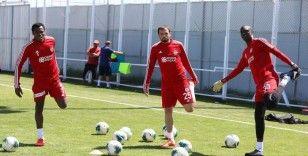 Sivasspor, Denizlispor maçı hazırlıklarını sürdürdü