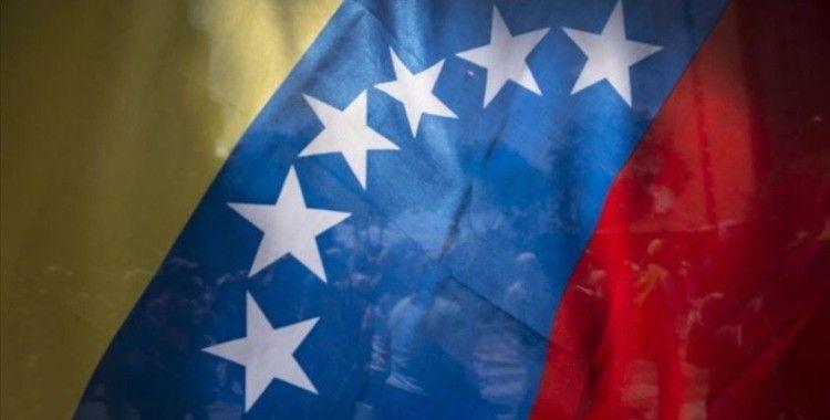 İran'ın gönderdiği dördüncü petrol yüklü tanker Venezuela kara sularına girdi