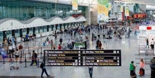 Esenboğa Havalimanı salgın sonrası ilk iç hat uçuşunu karşılayacak