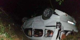 Hatay'da otomobil uçuruma yuvarlandı: 3 ölü, 4 yaralı
