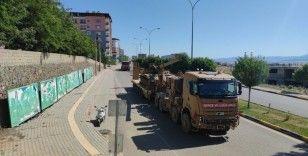 TSK'dan İdlib'e büyük sevkiyat