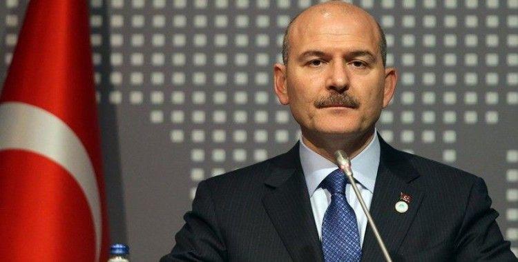 İçişleri Bakanı Soylu: Jandarma Binbaşı Akkuş'un şehit edildiği olayın faili terörist etkisiz hale getirildi