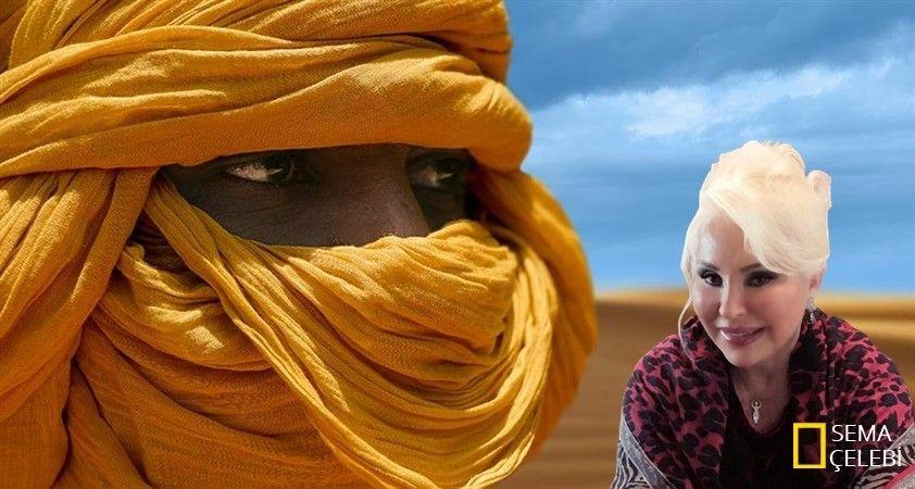 Kadınların değil erkeklerin peçe taktığı Müslüman toplum: Tuaregler
